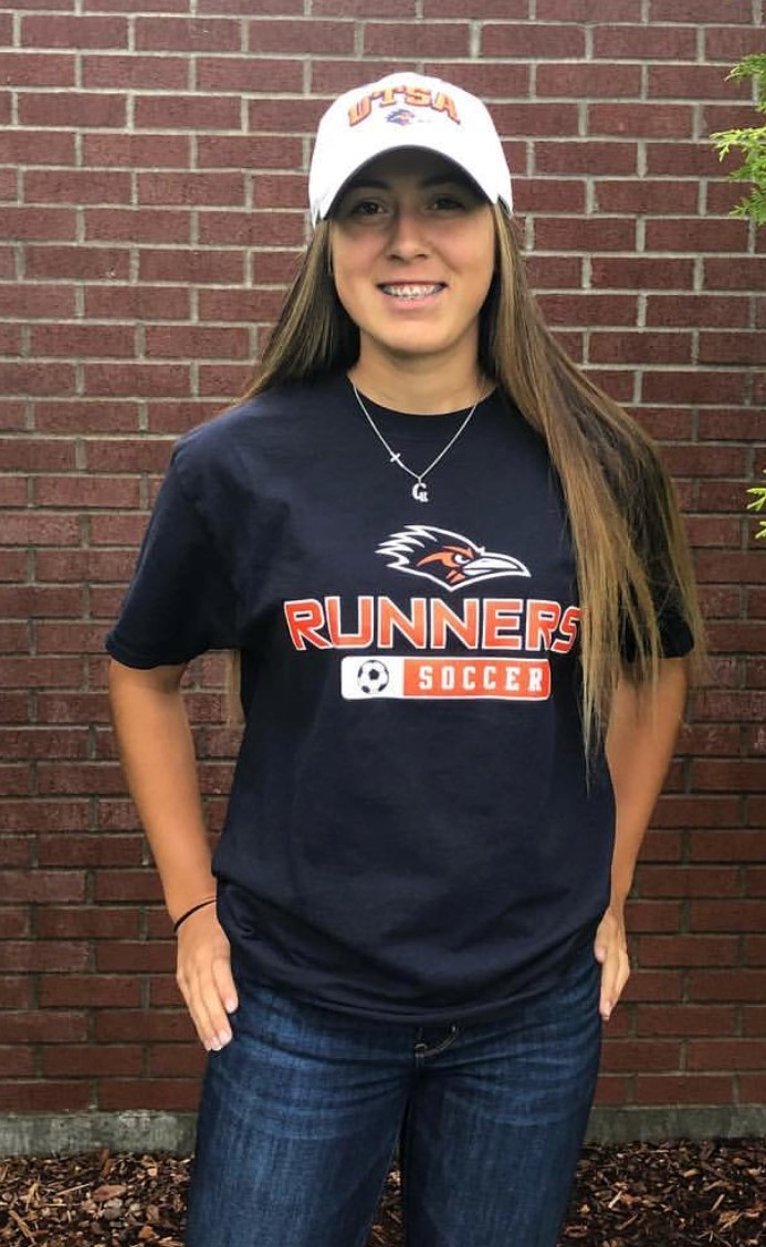 Mikhaela Cortez Verbally Commits to UTSA Road Runners!